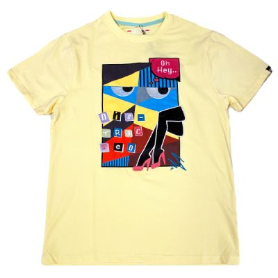 BKYS – Oh Hey Tee – Yellow