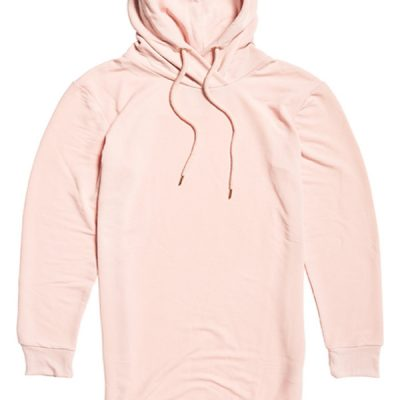 Superdry – Womens Supersoft Sweat Dress – Pink