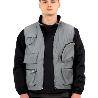 Kuwalla Tee – Tactical Vest – 3M Reflective