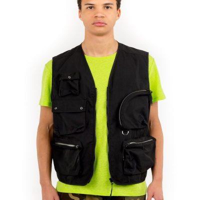 Kuwalla Tee – Tactical Vest – Black