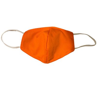 PPE – Made In Canada Face Mask – Orange