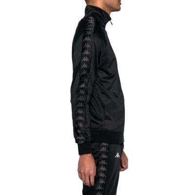 Kappa – Banda Anniston Slim fit Classic Jacket – Black