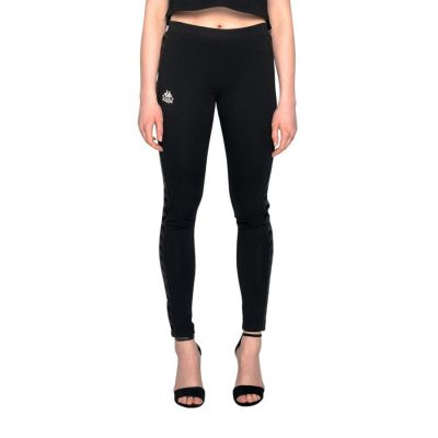 Kappa – Anen Skin fit Leggings – Black