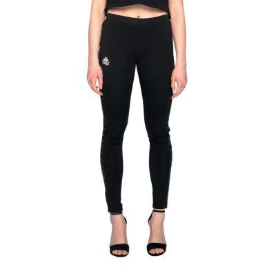 Kappa – Anen Skin fit Leggings – Black