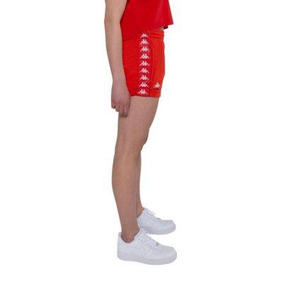 Kappa – Banda Ladytread Sport shorts – Red Blaze