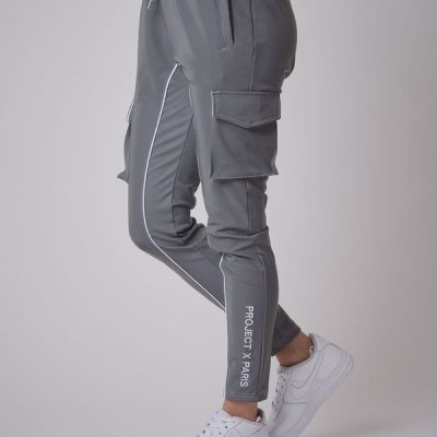 Project X Paris – 3M Jog Pants – Silver