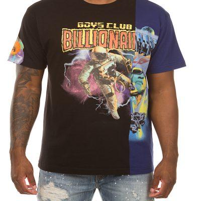 Billionaire Boys Club – Weightless SS knit – Black