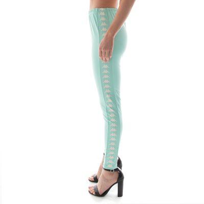 Kappa – Banda Atui Legging – Green Aqua