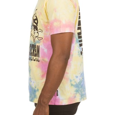 Ice Cream – Peace SS Tee – Tie Dye