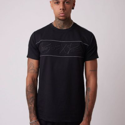Project X Paris – 3M Pipe tee – Black