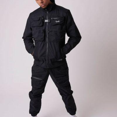 Project X Paris – Utility Jacket – Black
