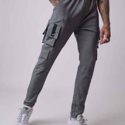 Project X Paris – Cargo Pants – Grey