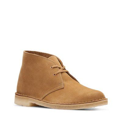 Clarks – Desert Boot – Oak Suede