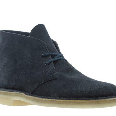 Clarks – Desert Boot – Slate Grey Suede