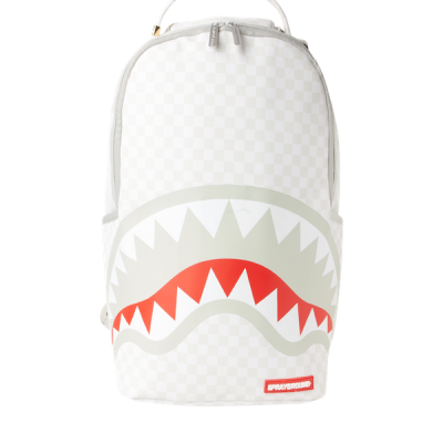 Sprayground – Mean and Clean Backpack – White