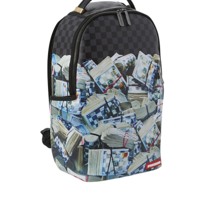 Sprayground – New Money Backpack – Black