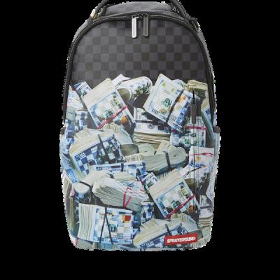 Sprayground – New Money Backpack – Black