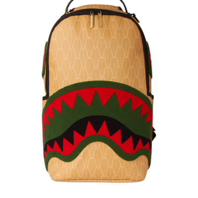 Sprayground – Spucci Gang Backpack – Camel