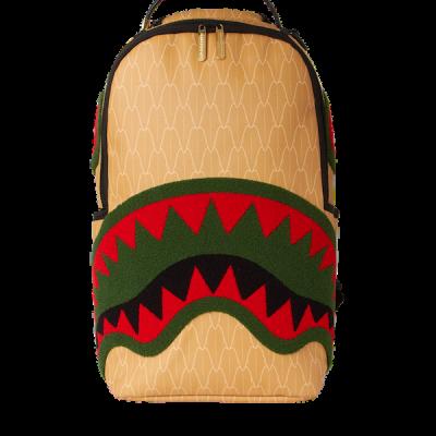Sprayground – Spucci Gang Backpack – Camel