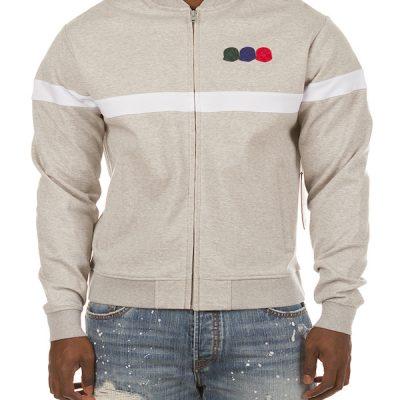 Billionaire Boys Club – Ascend Zip up jacket – Grey