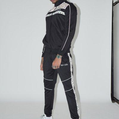 Project X Paris – Scribble Zip up – Black