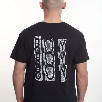 Boy London – Trippe Tee – Black