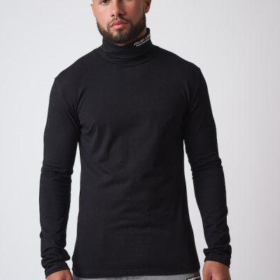 Project X Paris – Turtle Neck – Black