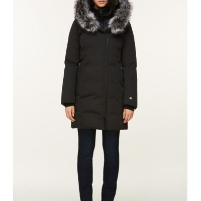 Soia & Kyo – Salma Down Coat – Black