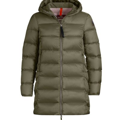 Parajumpers – Marion Puffer Coat – Military