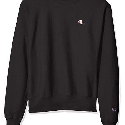 Champion – Reverse Weave Crew – Black