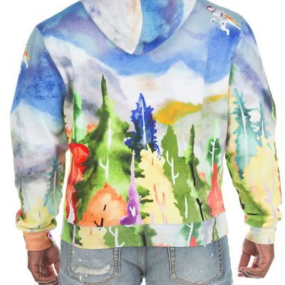 Billionaire Boys Club – Scenic Hoodie – Multi