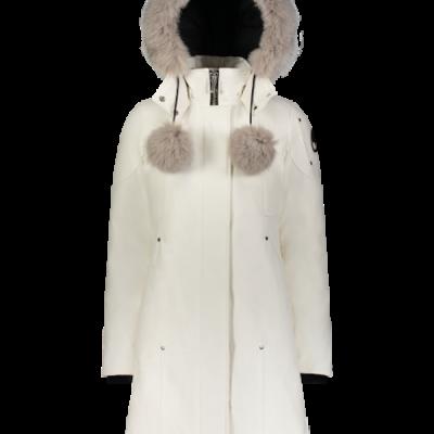 Moose Knuckles – Stirling Parka – Milkyway w/ Stoned Fur