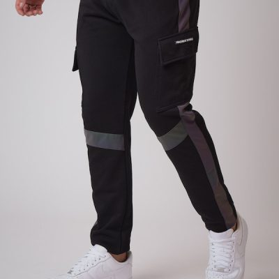 Project X Paris – Cargo Sweats – Black