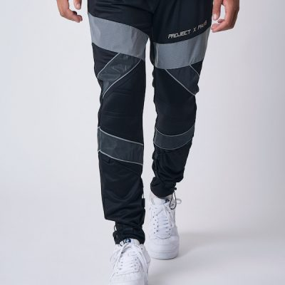 Project X Paris – 3m Tape Pants – Black