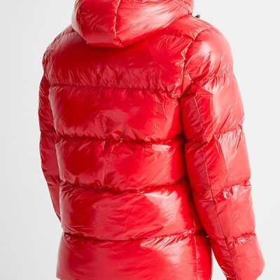 Point Zero – Anthony Shiny Puffer – Red