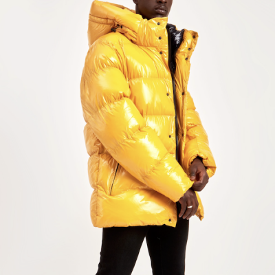 Point Zero – Anthony Shiny Puffer – Yellow