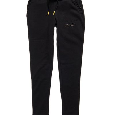 Superdry – Established Jogger – Black