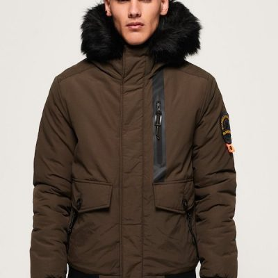 Superdry – Everest Bomber – Army