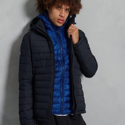 Superdry – Fuji Jacket – Navy