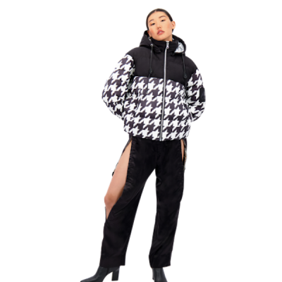 Moose Knuckles – Tyrell Puffer – Black/White