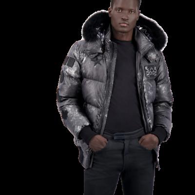Moose Knuckles – Pengarth Bomber – Black