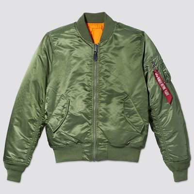 Alpha Industires – MA-1 Flight Bomber – Sage