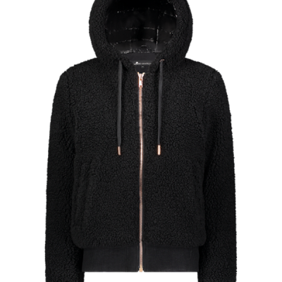 Moose Knuckles – Sherbourne Hoodie – Black