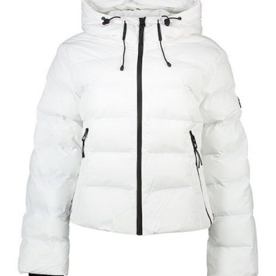 Superdry – Spirit Sports Puffer – White