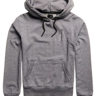 Superdry – Surplus Hoodie – Grey