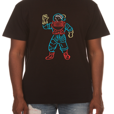 Billionaire Boys Club – Astro Lights ss Tee – Black