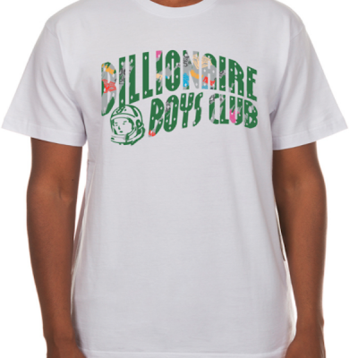 Billionaire Boys Club – Cabin ss Tee – White