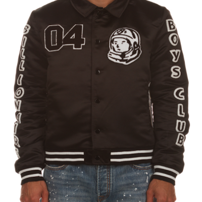 Billionaire Boys Club – Classic Jacket – Black