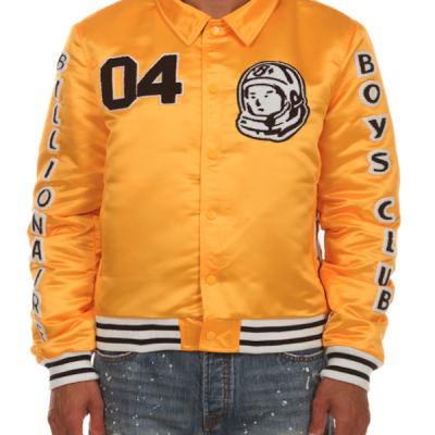 Billionaire Boys Club – Classic Jacket – Yellow