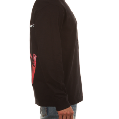 Billionaire Boys Club – Explorer ls Knit – Black